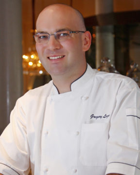 Chef Gregory Legros