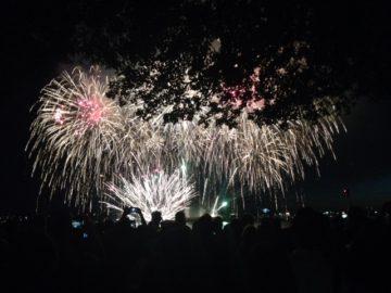 Fireworks Carcassonne